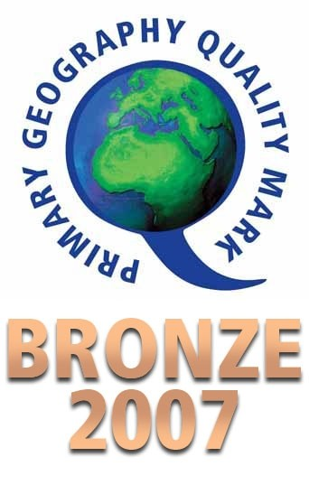 GA primary bronze award