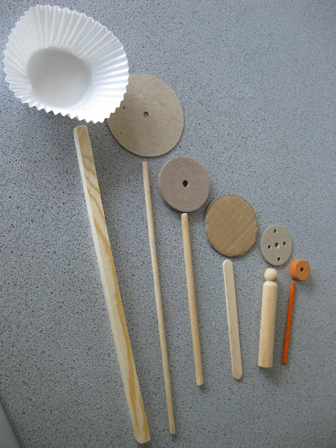 examples of sticks to use