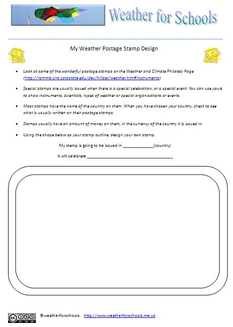stamp design worksheet